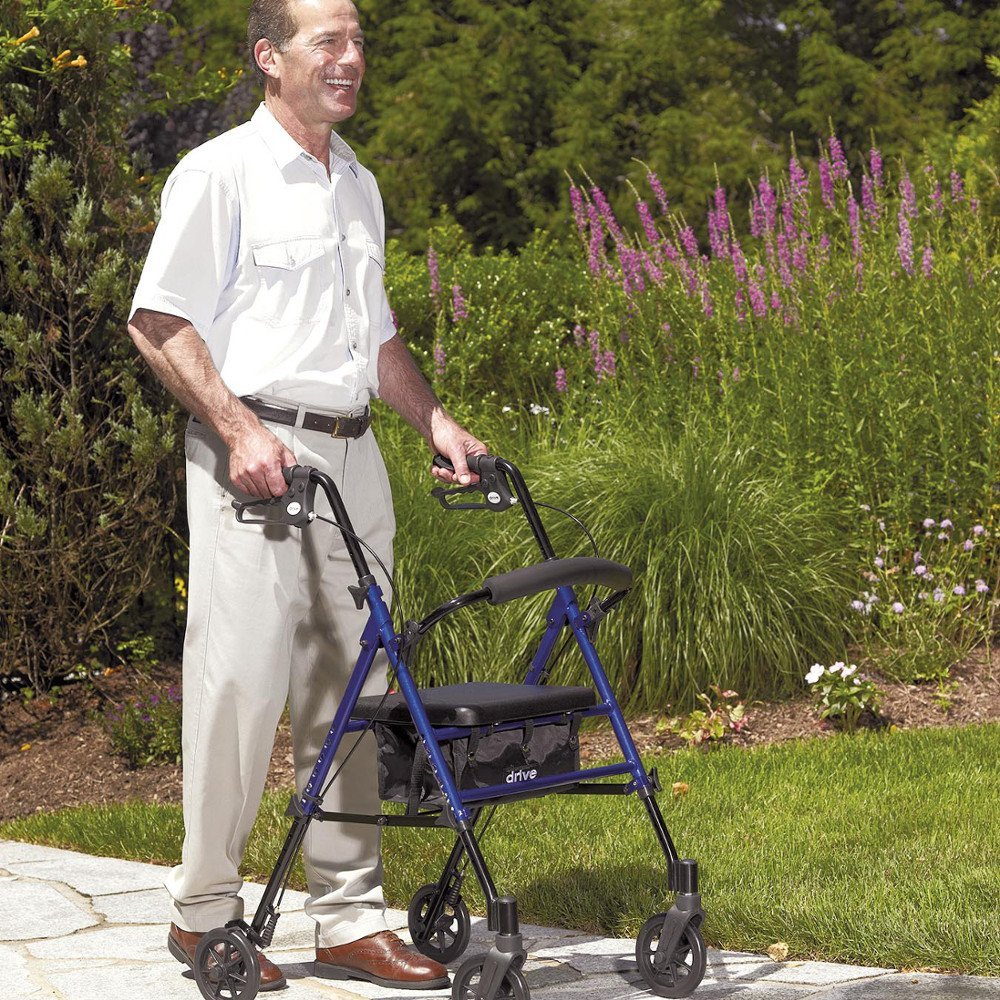 4-Wheeled Walkers