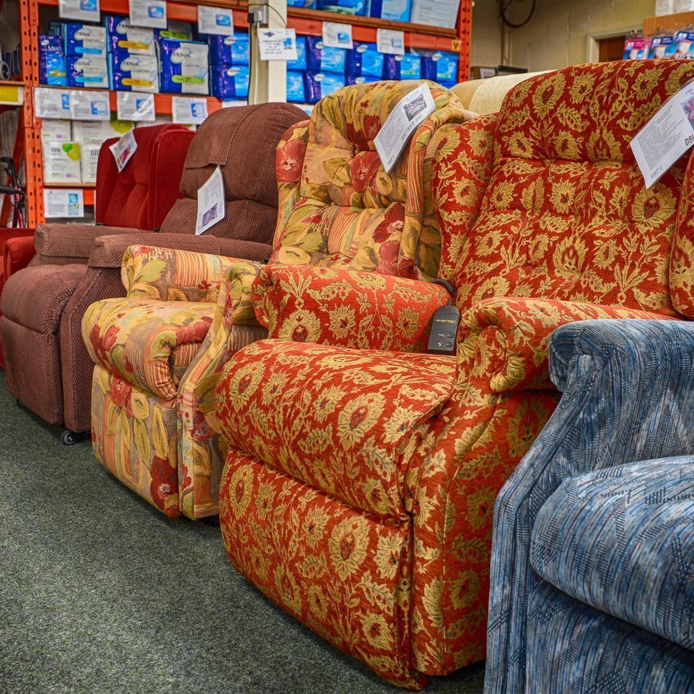 Reconditioned Rise & Recliners