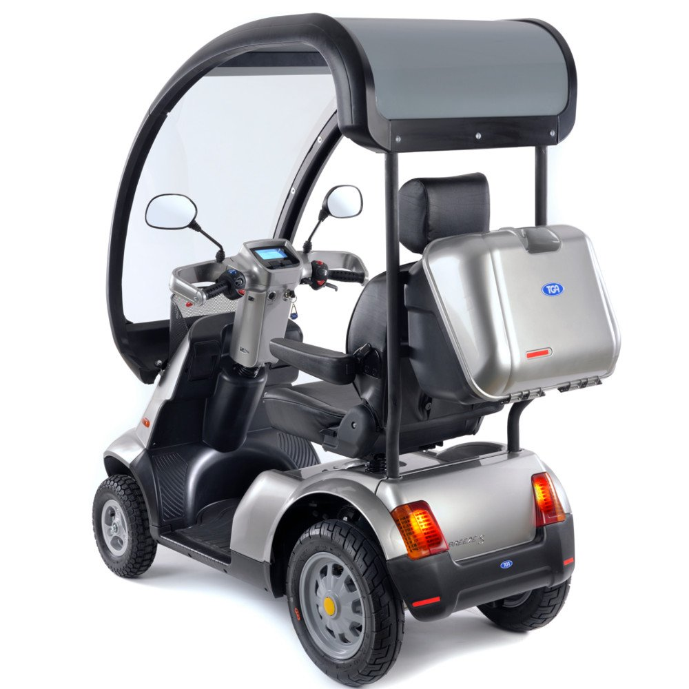Tga Breeze S4 With Canopy Dsl Mobility