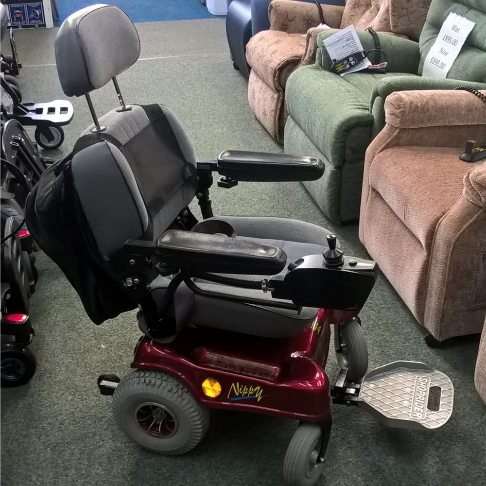 Reconditioned Shoprider Nippy (SOLD) - DSL Mobility