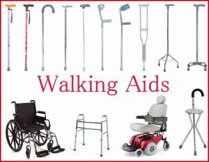 Reconditioned Walking Aids